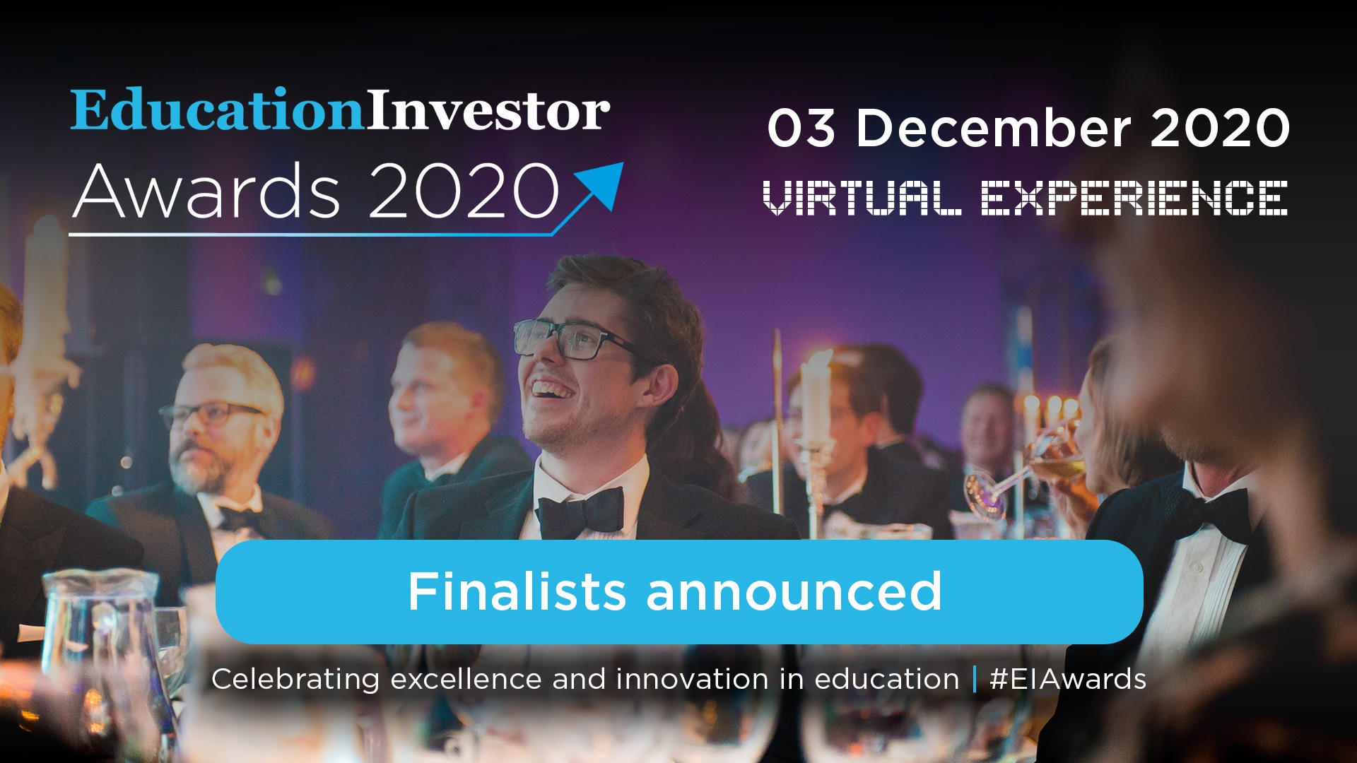 CEG Digital announced as finalist for Education business of the year